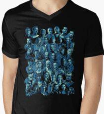 Breaking Bad Reunion Men's V-Neck T-Shirt