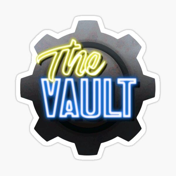 The Vault 2.0 Sticker