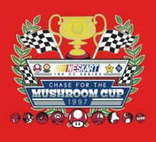 Chase for the Mushroom Cup