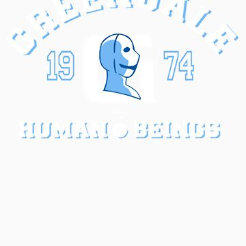Greendale Human Beings T-Shirt by steverino11