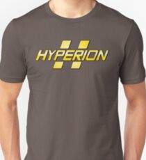 Hyperion Corporation Logo Unisex T-Shirt