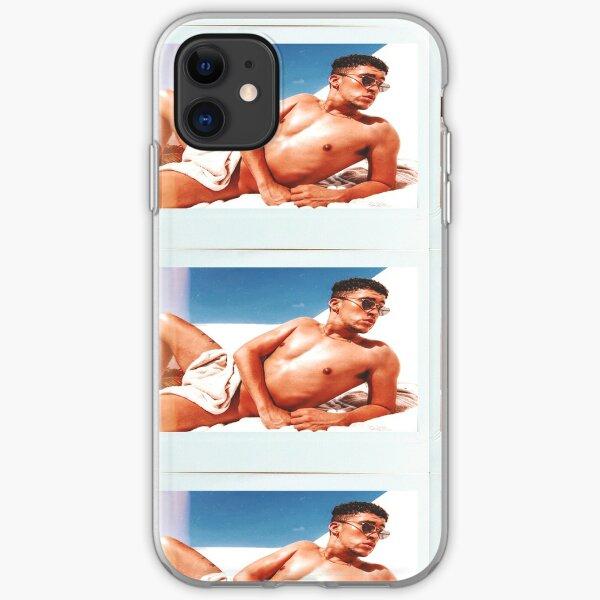 bad bunny polaroid iPhone Soft Case