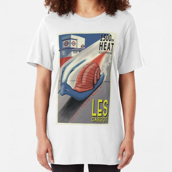 Les Cargot Slim Fit T-Shirt