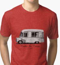 Castles Ice Cream est. 1843 Tri-blend T-Shirt