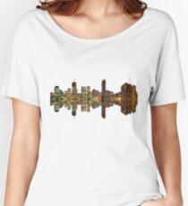Brisbane QLD Women's Relaxed Fit T-Shirt