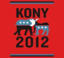"""Joseph Kony T-shirt"" Original Style T-Shirt Kony 2012"