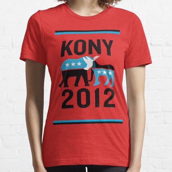 """Joseph Kony T-shirt"" Original Style T-Shirt Kony 2012 Essential T-Shirt"