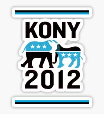 """Joseph Kony T-shirt"" Original Style T-Shirt Kony 2012 Sticker"
