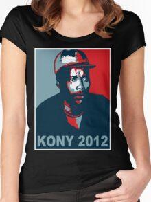 KONY 2012 Women's Fitted Scoop T-Shirt