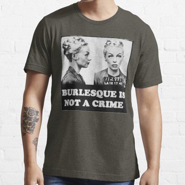 Tazas Burlesque Camiseta esencial
