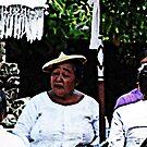 women at rambut siwi by Michael Brewer