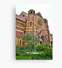 Launceston Church Canvas Print