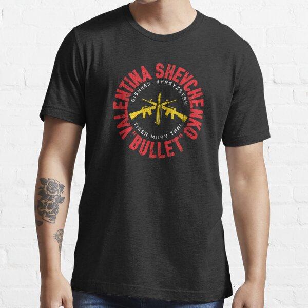 Valentina Shevchenko Essential T-Shirt