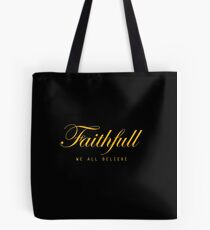 Faithfull Tote Bag