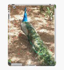 Peacock Beauty iPad Case/Skin