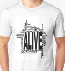 Inpirational Words T-Shirt