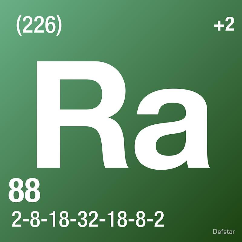 how to make radium stickers