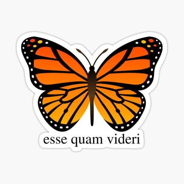 esse quam videri Sticker