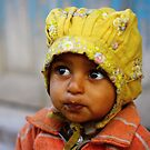 Rajasthani baby by fionapine