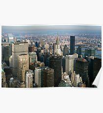 Midtown Manhattan Poster