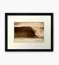 David Parkes Framed Print