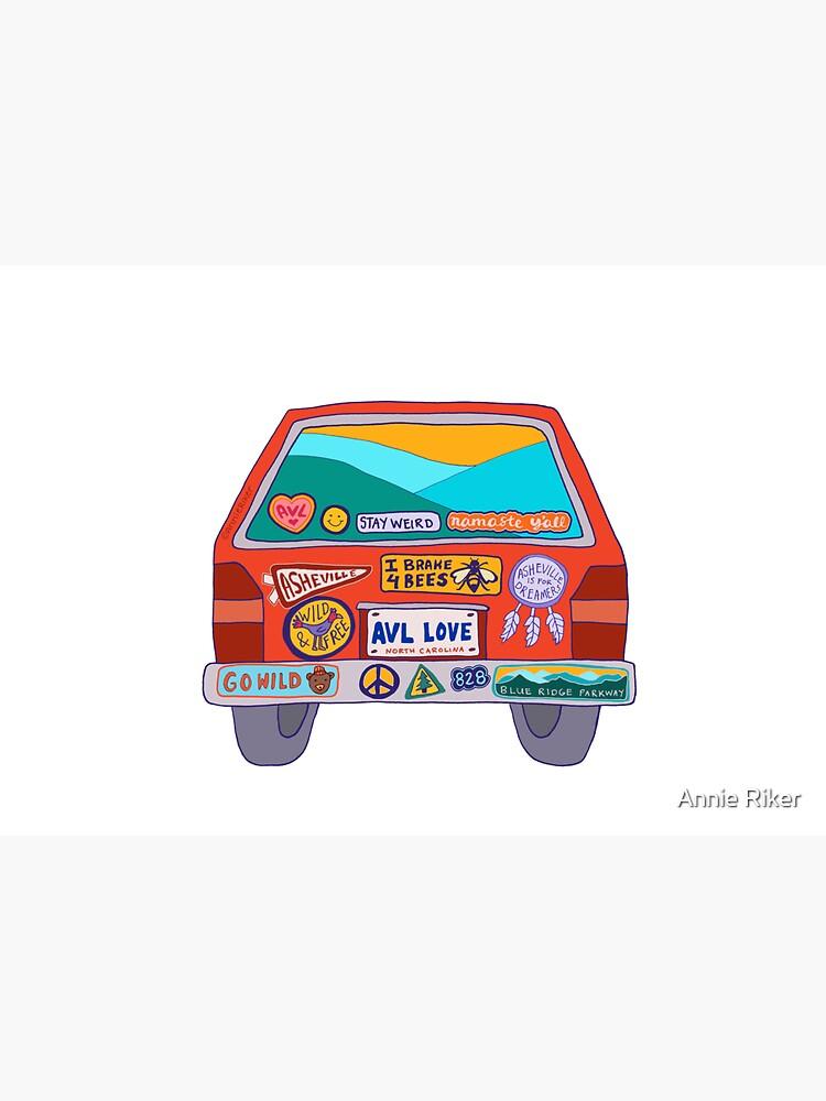 Bumper Sticker by annieriker