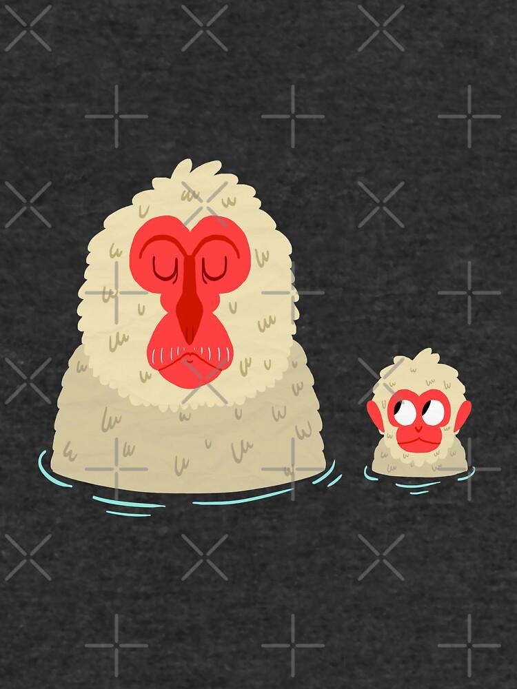 Monkey see, monkey do by JUANSMITH