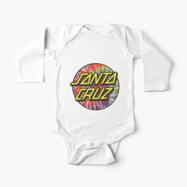 Santa Cruz Long Sleeve Baby One-Piece