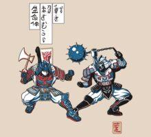 Tatakae Chou Samurai Seimeitai!