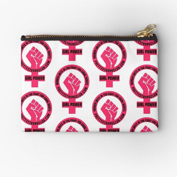 Women Unite Zipper Pouch