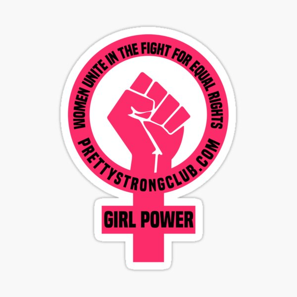 Women Unite Sticker