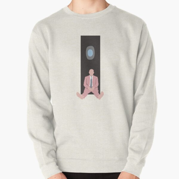 mac miller swimming minimal album cover Pullover Sweatshirt