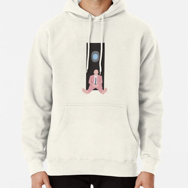 mac miller swimming minimal album cover Pullover Hoodie