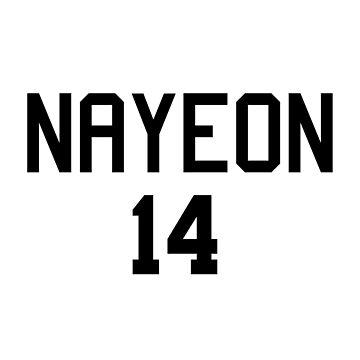 TWICE - NAYEON 14 by baiiley