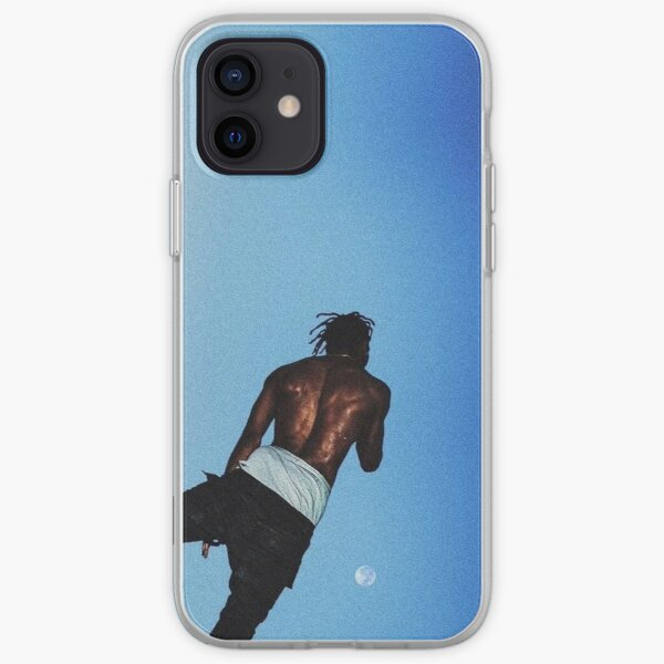 Travis Scott Days Before Rodeo iPhone Soft Case