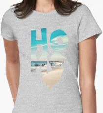 Home: New Jersey Womens Fitted T-Shirt