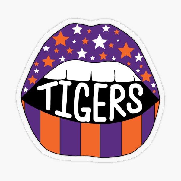 tigers Transparent Sticker