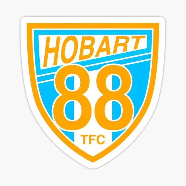 Hobart Table Football Club Logo Sticker