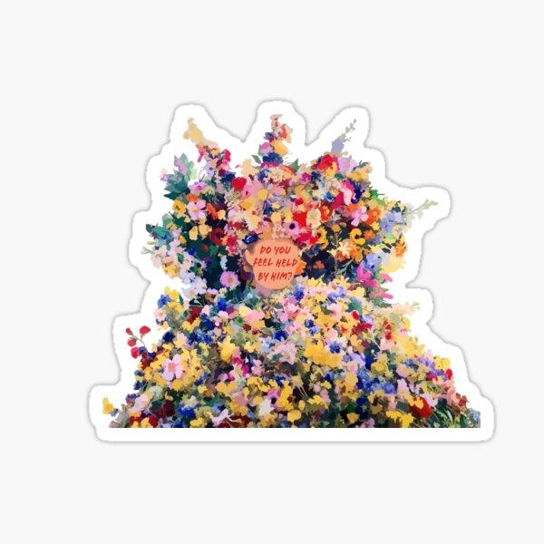 midsommar may queen Sticker