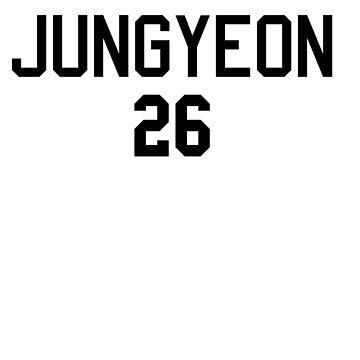 TWICE - JUNGYEON 26 by baiiley