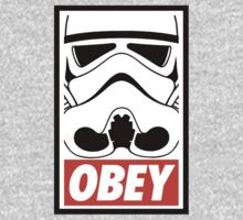 OBEY Storm Trooper T-Shirt