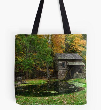 Autumn At Cuttalossa Farm I Tote Bag