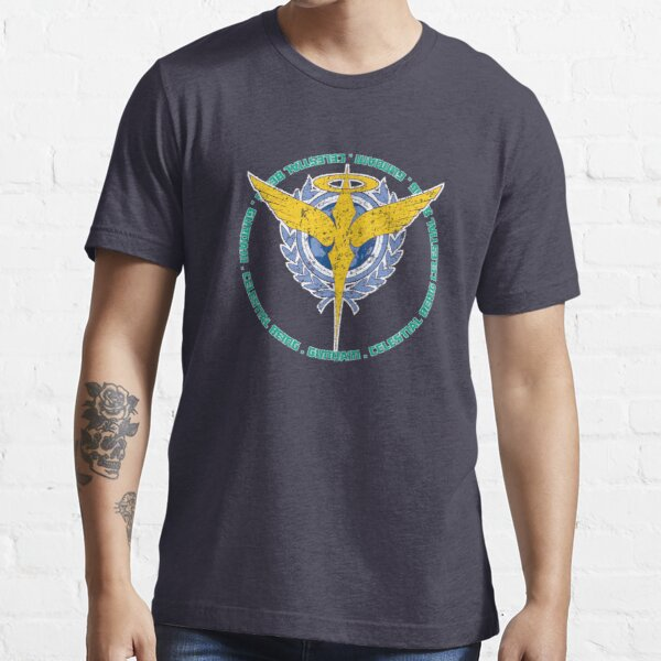 Celestial Being - Distressed Essential T-Shirt