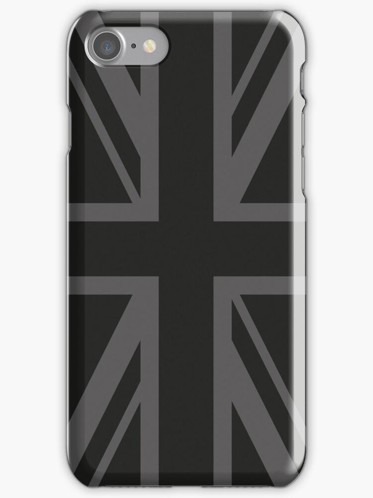 Union Jack Black by design-jobber