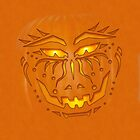 Pumpkin Face by Cleave