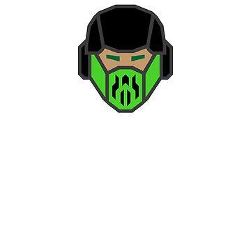 MK Ninjabot Reptile by Defstar