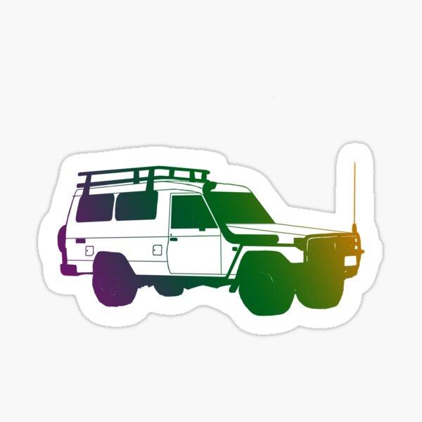 Trippy Troopy  Sticker