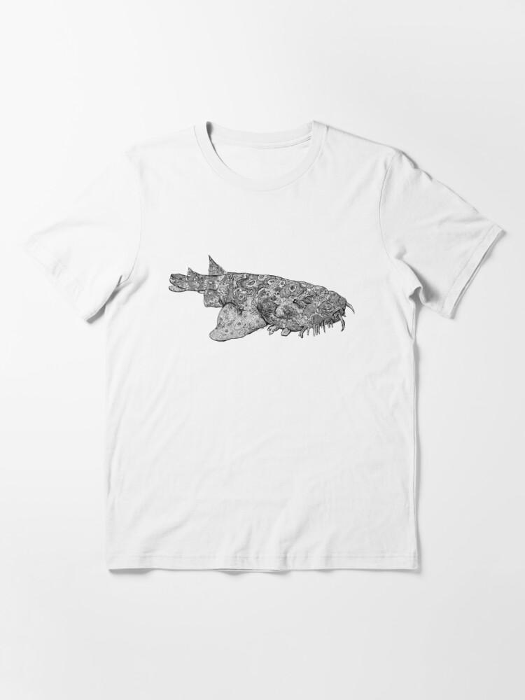 Alternate view of Penelope the Wobbygong Shark Essential T-Shirt