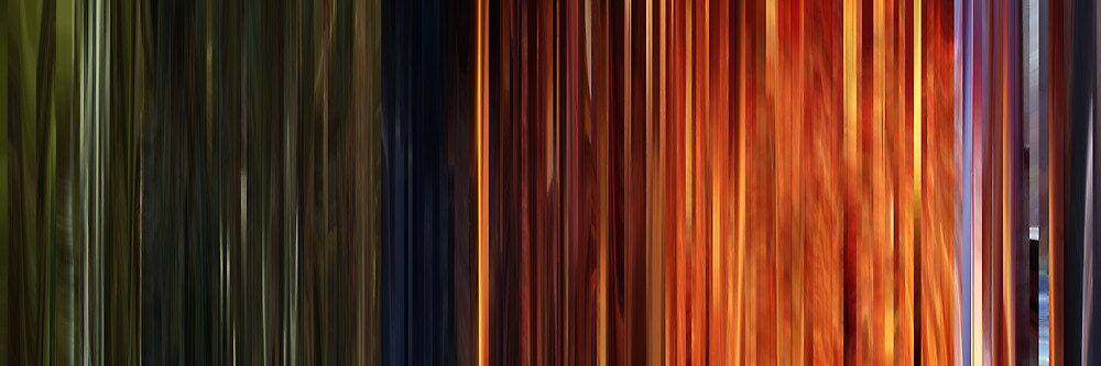 Moviebarcode: Sequence from Toy Story 3 (2010) by moviebarcode