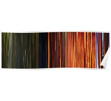Moviebarcode: Sequence from Toy Story 3 (2010) Poster